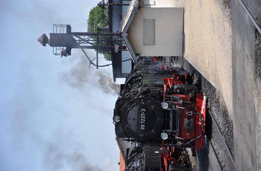 German steam engine No.3