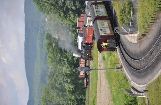 German steam engine No.5
