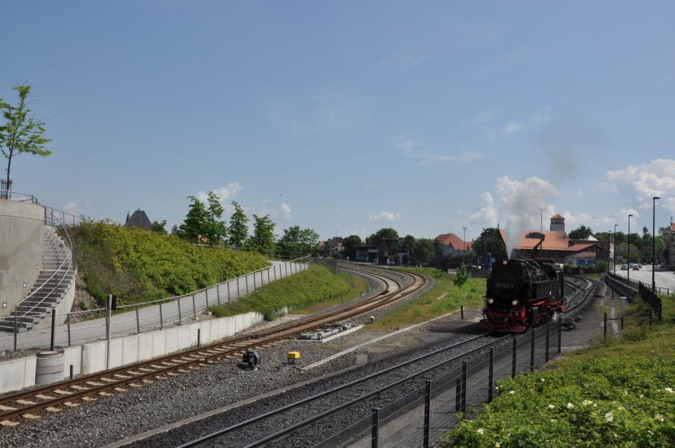 German steam engine No.9