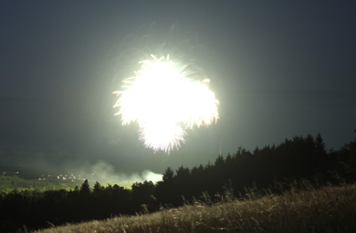 Fireworks over goslar No.2