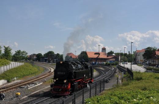 German steam engine No.10