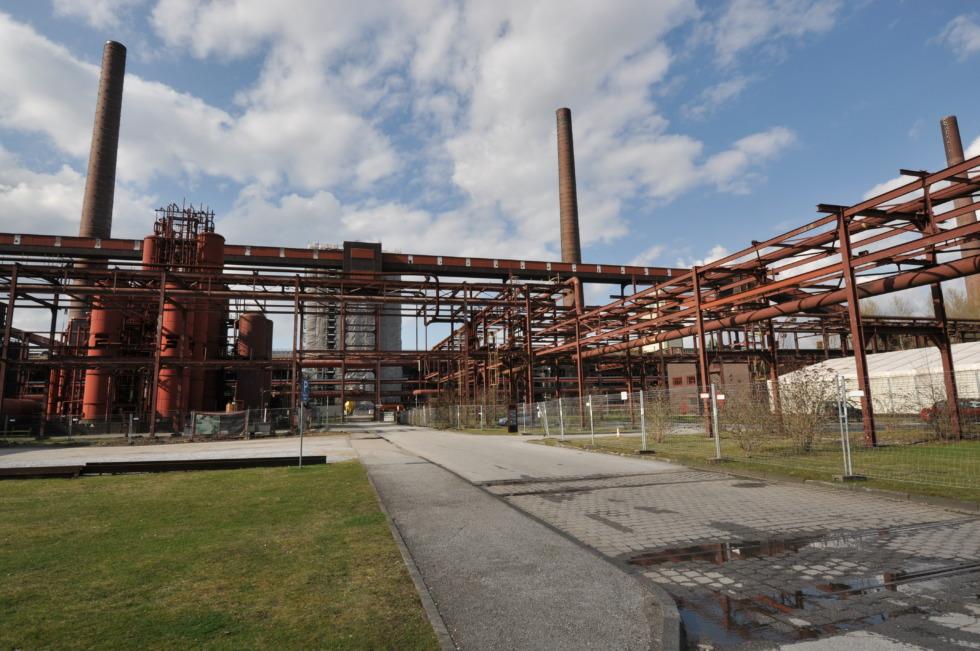Zeche Zollverein at Essen