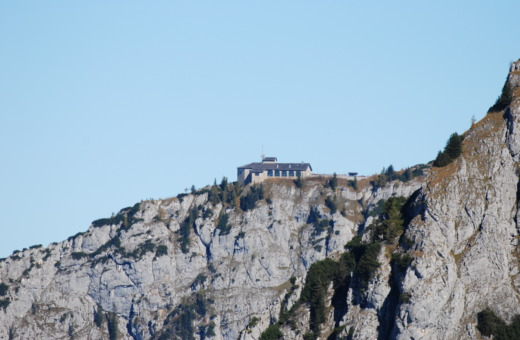 Kehlsteinhaus aka Eagles Nest on Obersalzberg