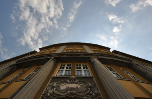 Gerhart-Hauptmann grammar school in Wernigerode