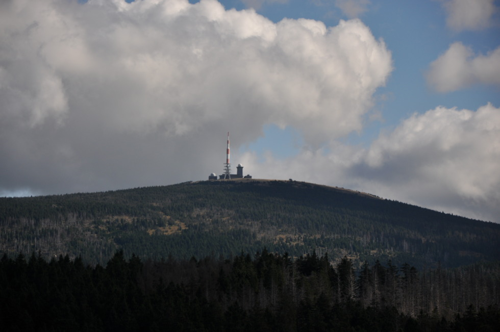 Brocken and Brocken station