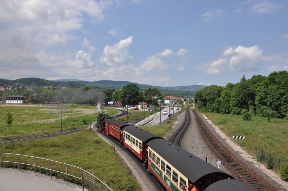 German steam engine No.17