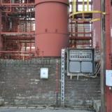 Machinery at Zeche Zollverein