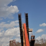 Conveyer at Zeche Zollverein