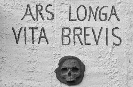 Ars longa vita brevis