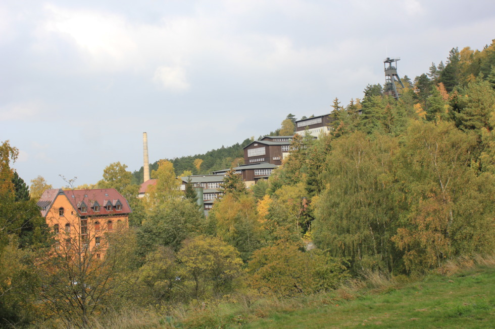 Buildings of Mines of Rammelsberg