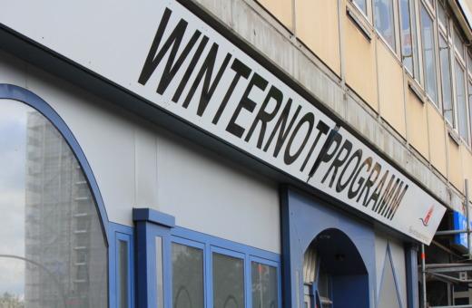 Winternotprogramm in Hamburg