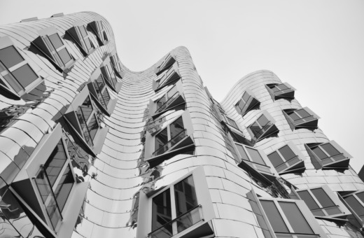 Frank Gehry building No1