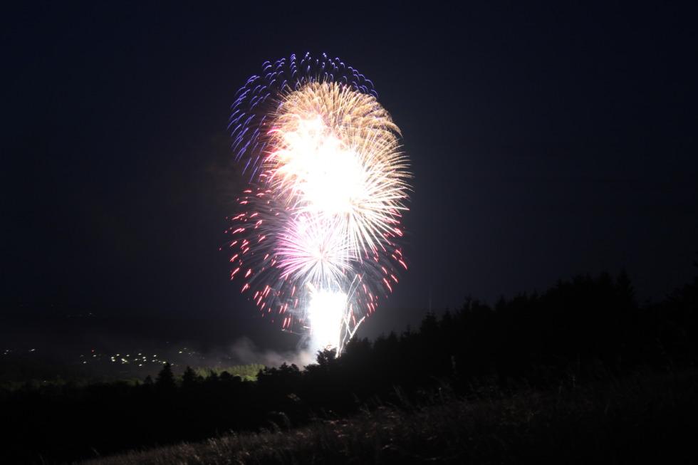 Fireworks over goslar No.5