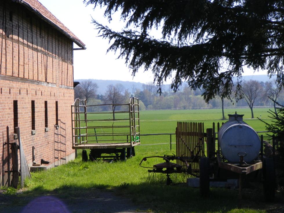 Small german farm