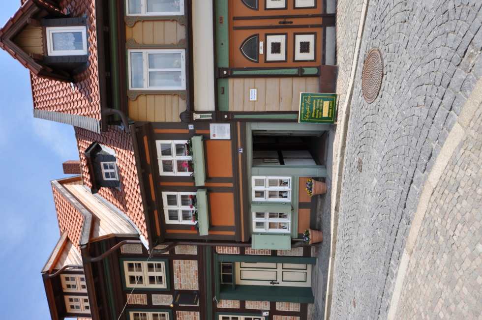 Tiny house in Wernigerode