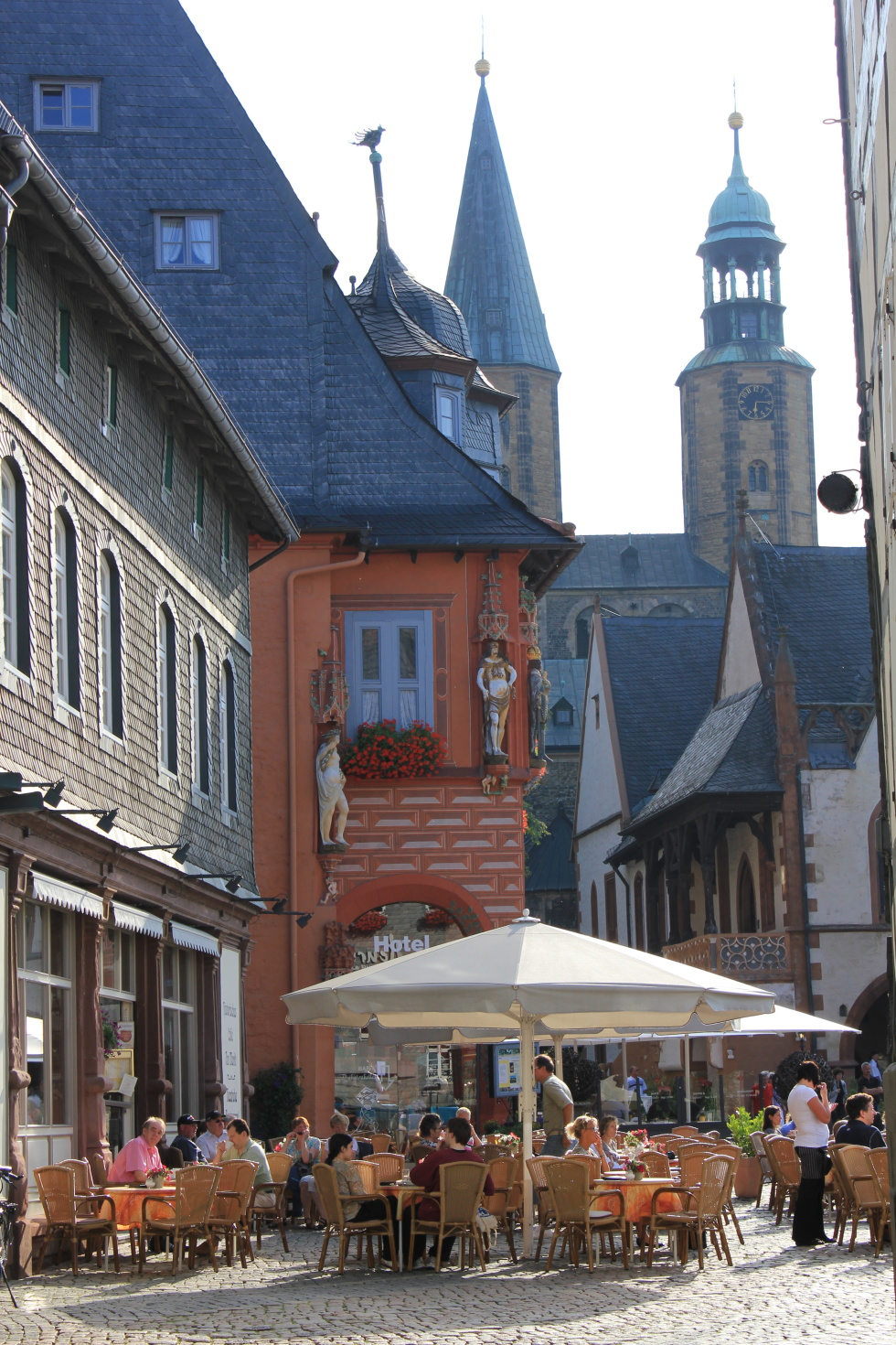Historic city center of Goslar