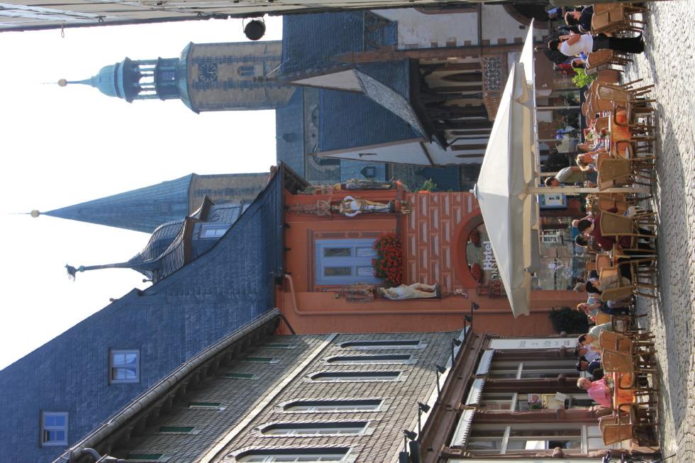 Historic city center of Goslar
