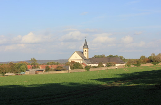 Monastery Church of St. Georg at the Grauhof estate