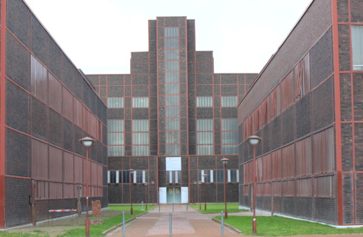 Entry of Zeche Zollverein, Essen