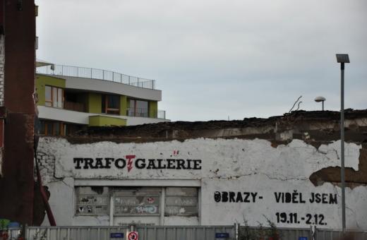 Trafo Galerie in Prague