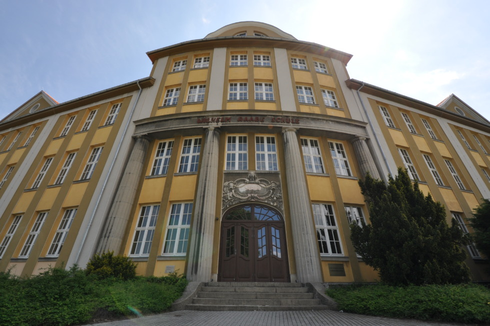Wilhelm Raabe school in Wernigerode
