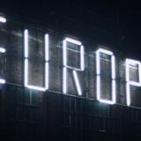 Europe neon-sign at Jahrhunderthalle, Bochum