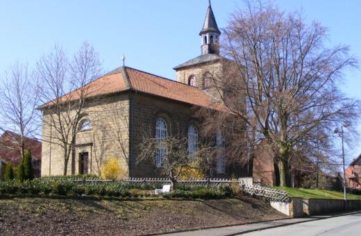 St. Matthäus church, Bredelem, Germany
