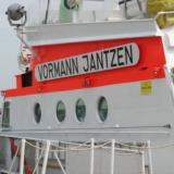 DGzRS sea rescue ship Vormann Jantzen